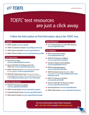 TOEFLResources