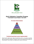 mock admissions committee