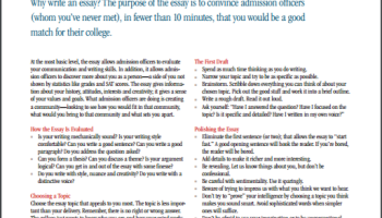 college essay questions 2013 University of chicago is perhaps the most notorious college to make their applicants really get creative here are a few actual, real essay prompts that students have been given there so where is waldo, really find x have you ever walked through the aisles of a warehouse store like costco or sam.