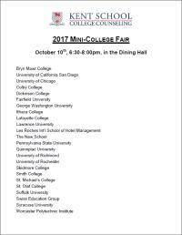 2017 Mini-Fair