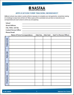 FA App Tracker